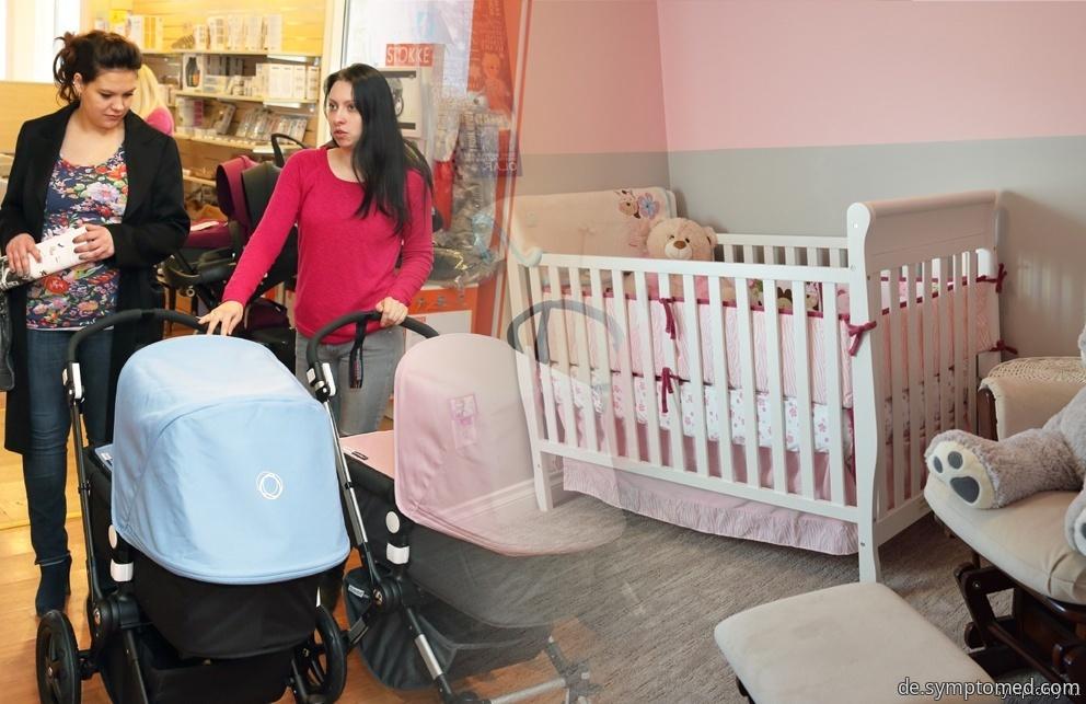 Ausstattung für Baby