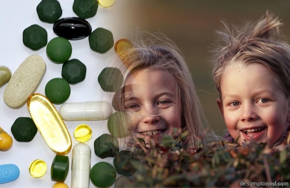 Vitamine für die Kinder