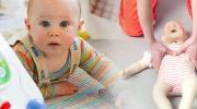 Erste Hilfe bei Neugeborenen und Säuglingen
