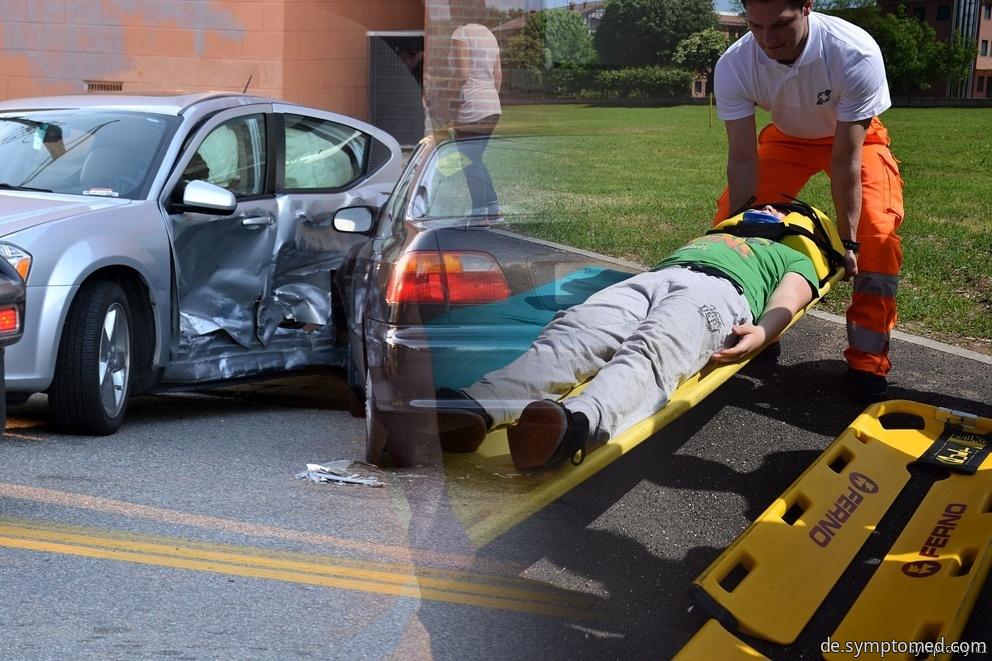 Rettung eines schwer Verletzten