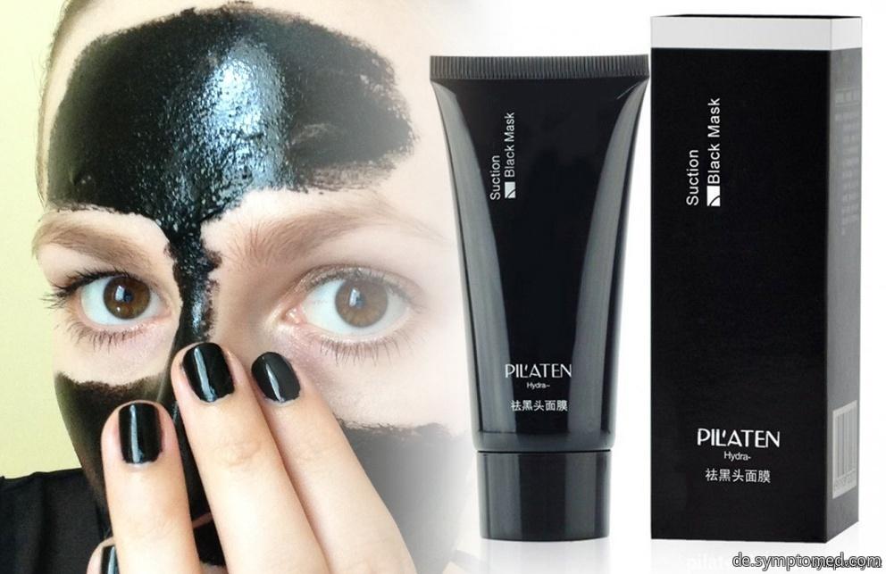 Gesichtsmaske Pilaten