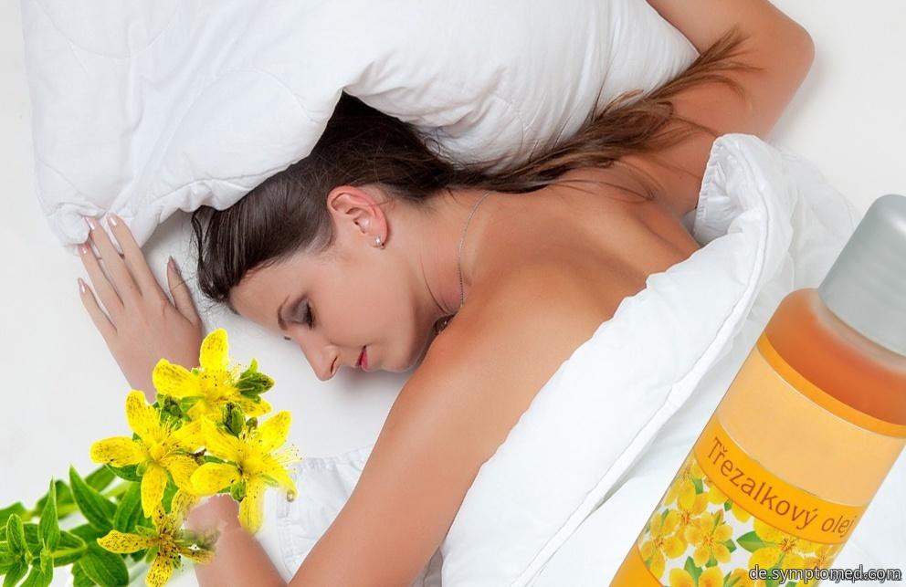 Heilpflanzen für Schlafstörungen