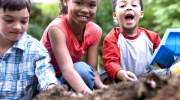 Krankheiten, die oft im Kinderkollektiv übertragen werden