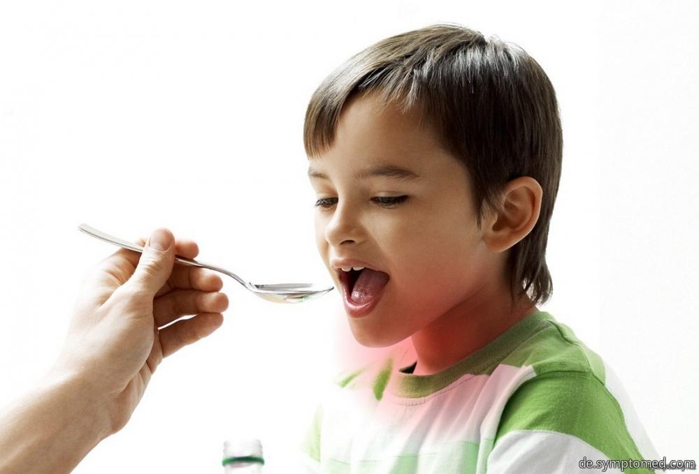 Diphtherieserum für Kinder