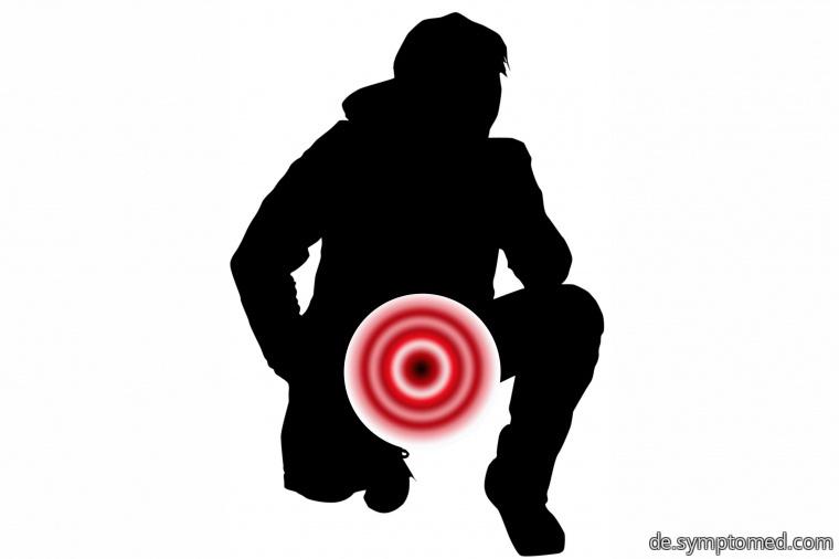 Vergrößerung der Prostata