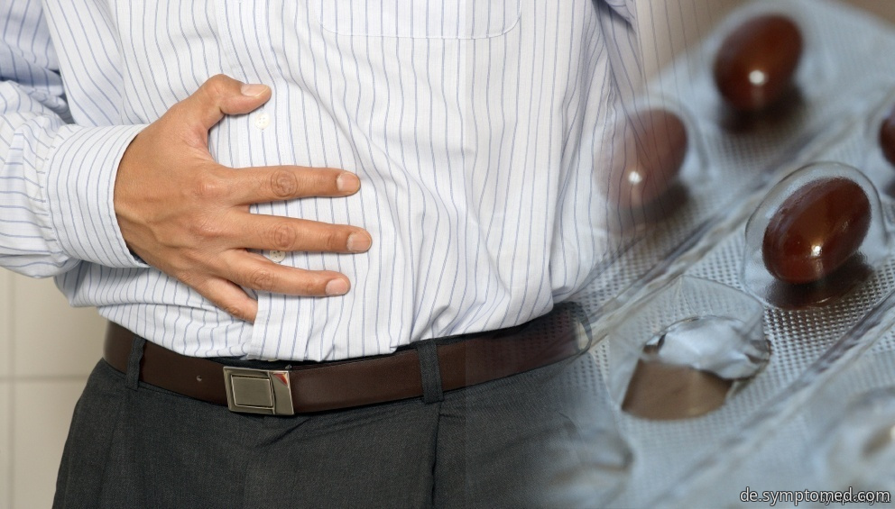 Bauchschmerz bei nichtinfektiöser Arthritis