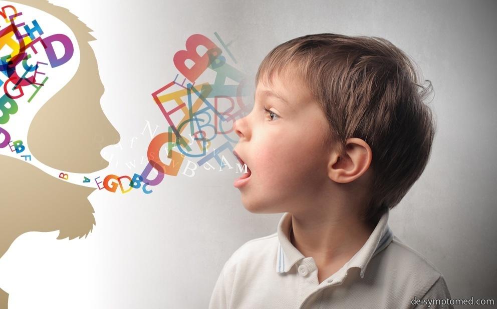 Stottern und Stammeln in Rede