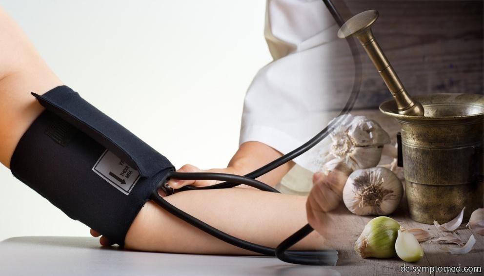 Kräuter für die Regulation des Blutdrucks