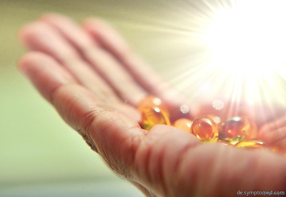Vitamin D von der Sonne