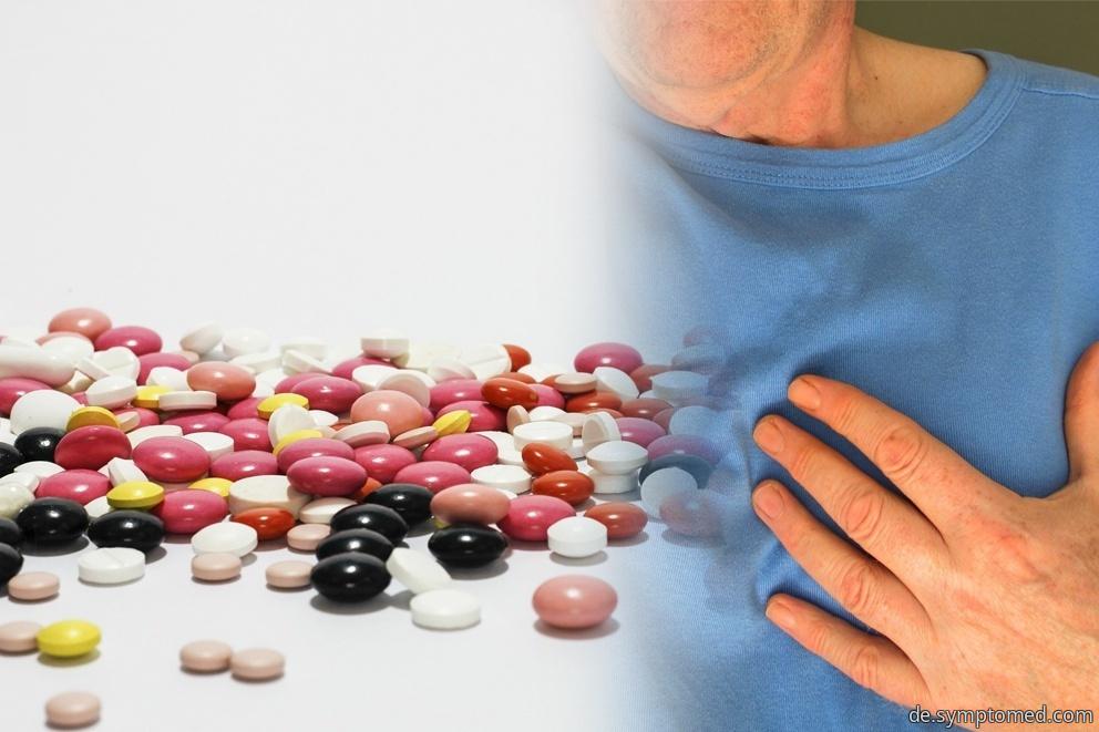 Die Arzneimittel für Herz und Blutgefäße