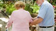 Alzheimer-Krankheit/betroffene Garstin