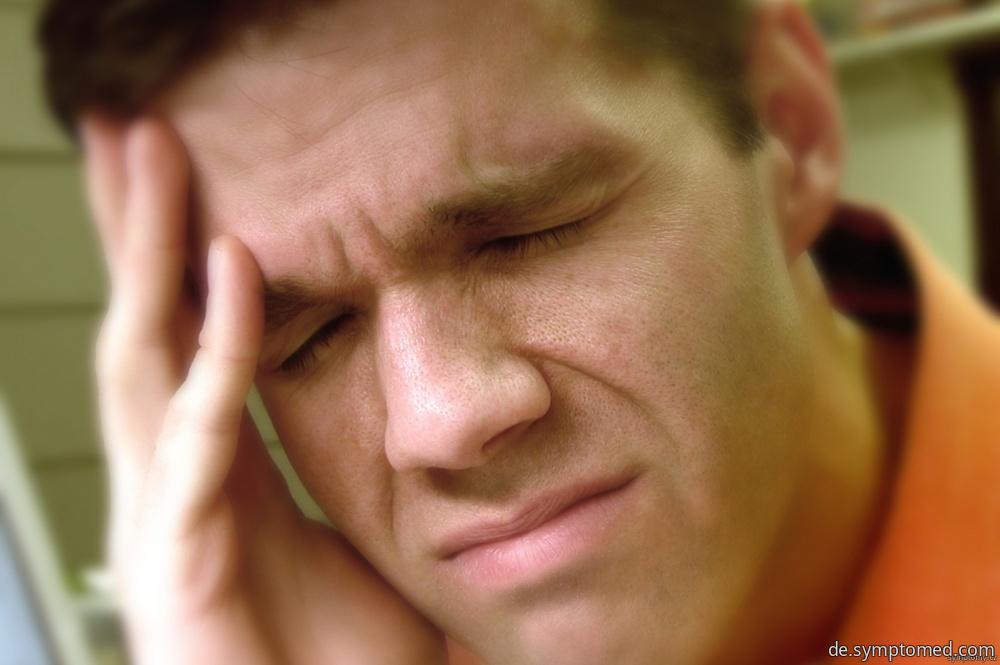 Kopfschmerz bei der Grippe
