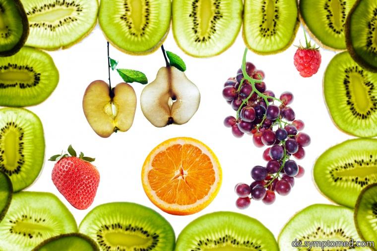 Antioxidantien im Obst