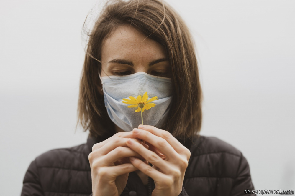 Geruchsverlust