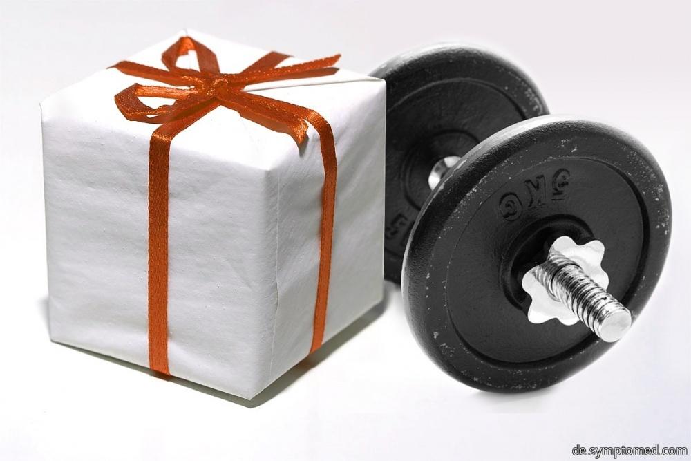 Das Fitnessgeschenk