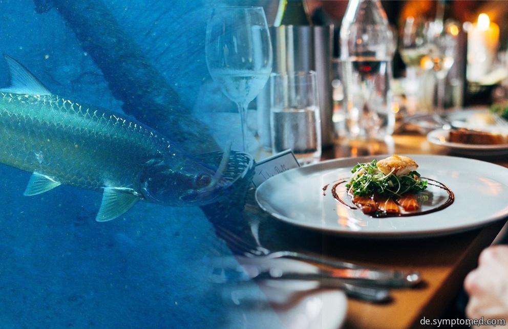 Vergiftung durch Fische