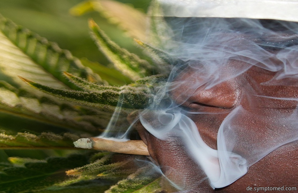 Vergiftung mit THC