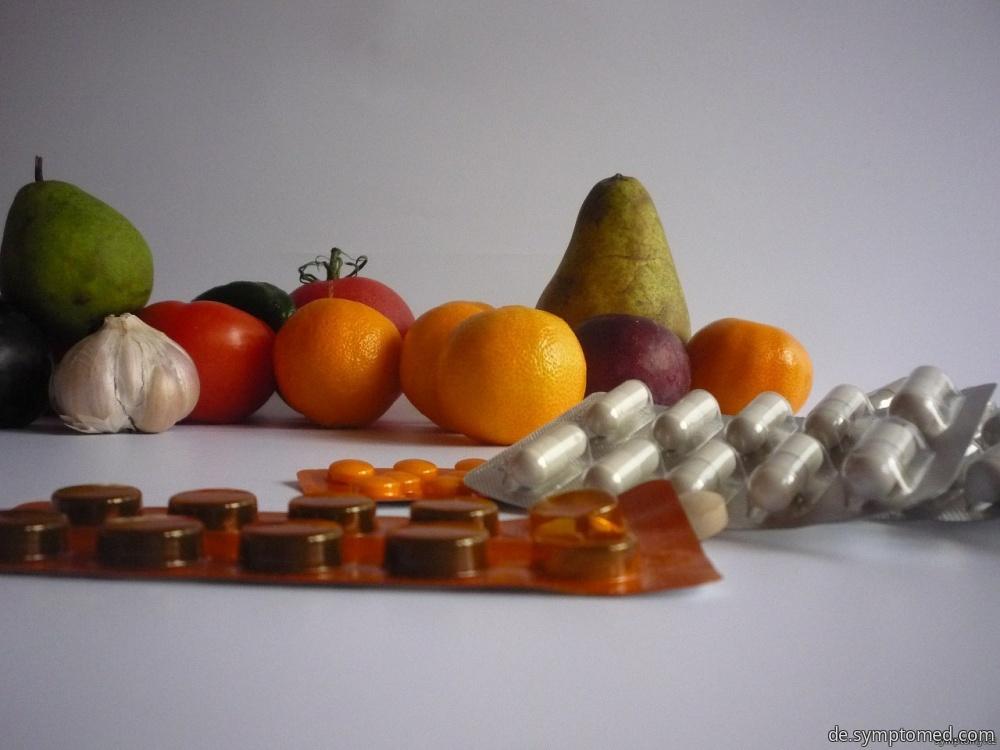 Natürliche und künstlich hergestellte Vitamine