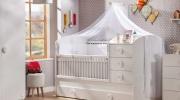 Wie das Zimmer für Baby einrichten
