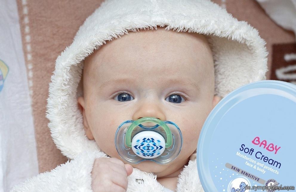 Wie die Babyhaut im Winter schützen